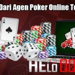 Ciri Khas Dari Agen Poker Online Terpercaya