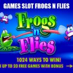 Games SLot Frogs And Flies TTG